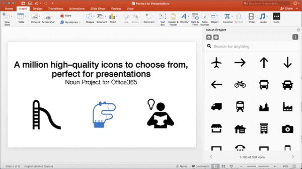 إضافة search-symbol إضافة مميزة لبرنامج مايكروسوفت وورد