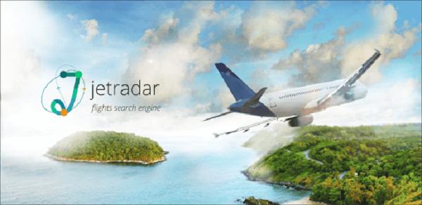 تطبيق Jetradar