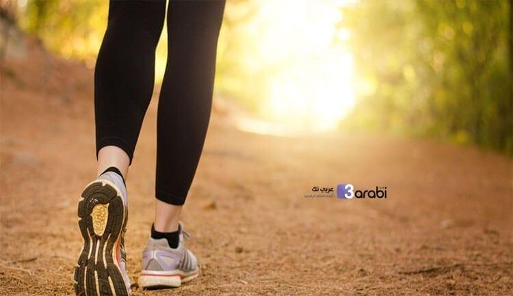 ممارسة رياضة الجري