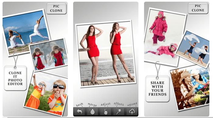تطبيق PicClone