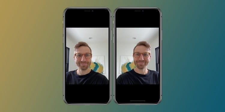 Mirror Front Camera