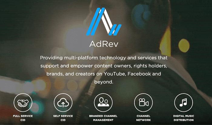 شركة AdRev