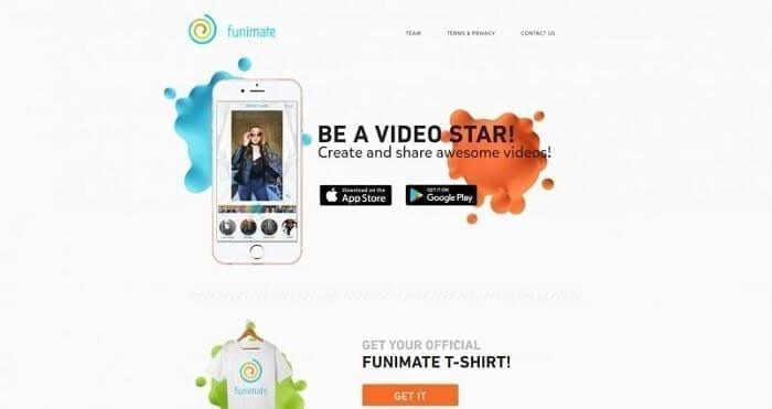 تطبيق Funimate تطبيقات بديلة لتطبيق تيك توك