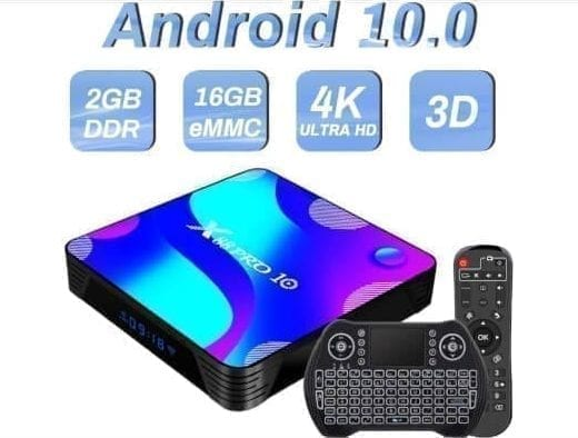 شراء جهاز Android TV