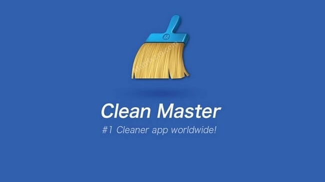 تطبيق Clean Master تطبيقات يجب أن تسارع لحذفها من هاتفك