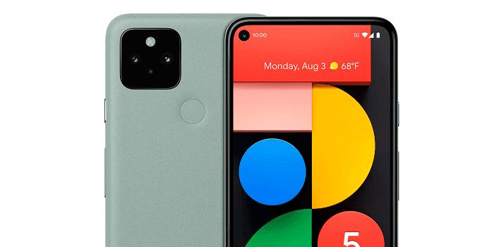 Google Pixel 5 1