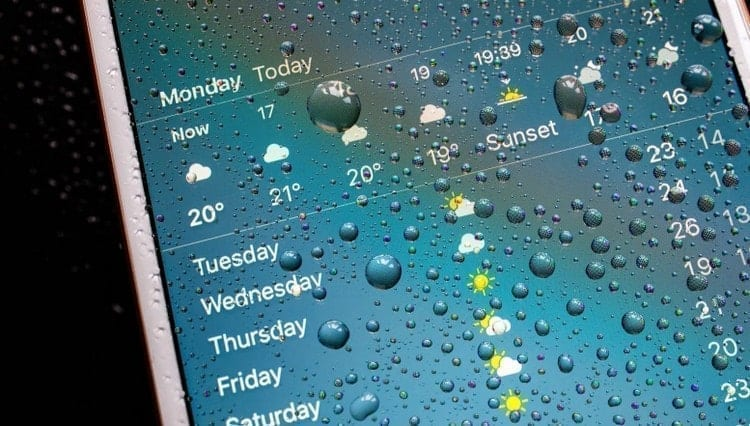 أفضل تطبيقات معرفة أحوال الطقس لهواتف الأندرويد والآيفون لعام 2021