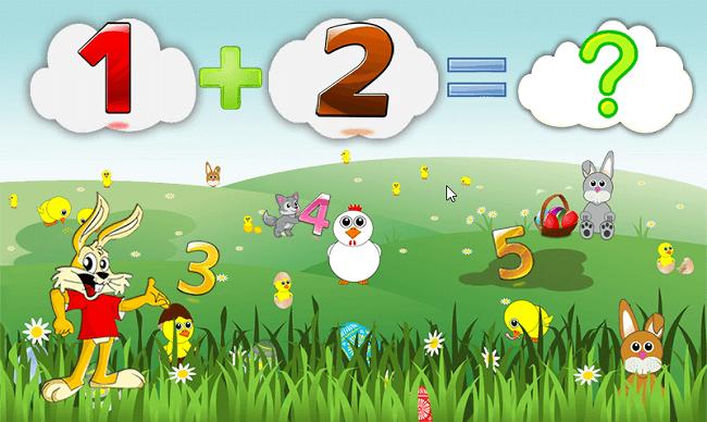 تطبيق Kids Math – Math Game for Kids