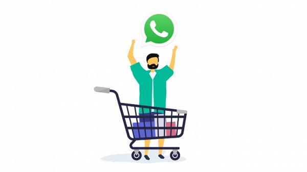 ميزة التسوق عبر واتس آب