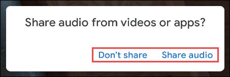 مشاركة شاشة هاتفك عبر تطبيق Google Duo