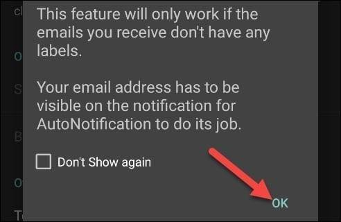 تطبيق AutoNotification 6