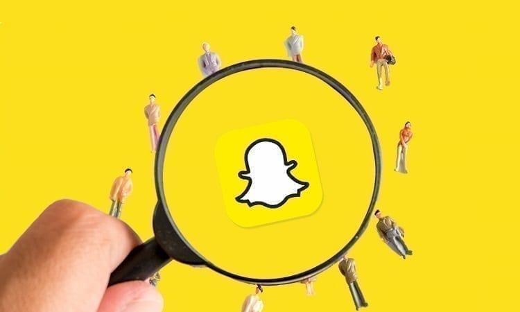 كيفية إيجاد الأشخاص في تطبيق Snapchat بدون رقم هاتف أو اسم مستخدم