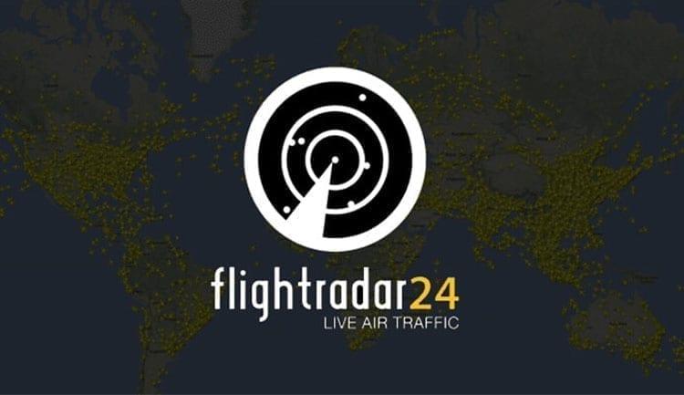 تطبيق Flightradar24 الإصدار الأخير لهواتف الأندرويد