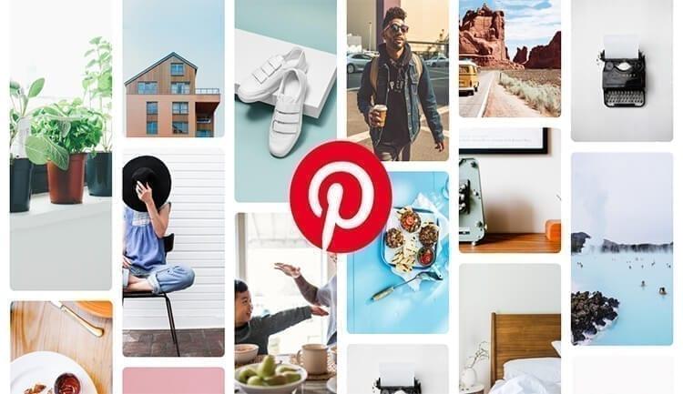 خدمات شبيهة لموقع Pinterest