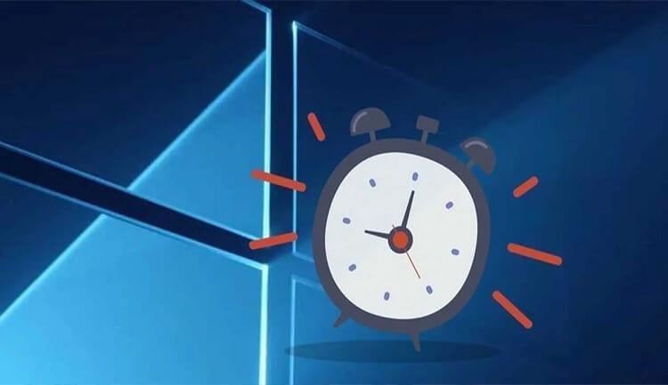 طريقة تعيين منبه ومؤقت في نظام التشغيل ويندوز 10