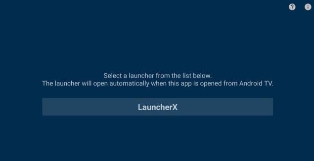 LauncherX