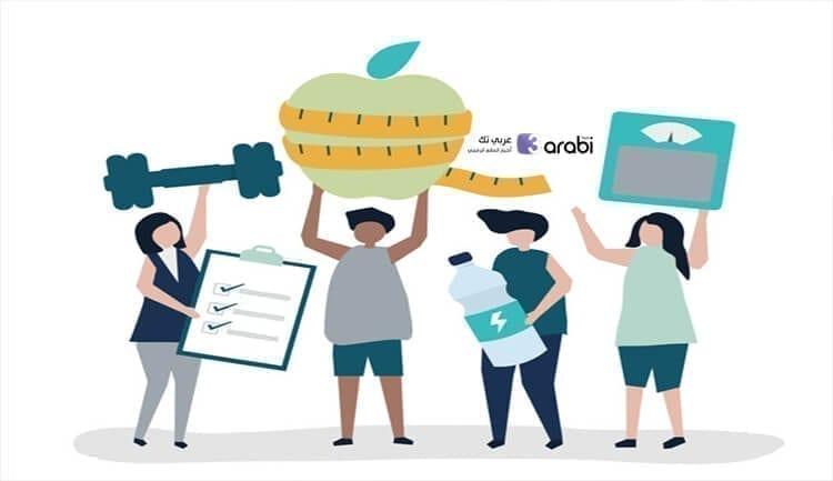 5 تطبيقات لتنظيم وجبات الطعام والحصول على وزن مثالي