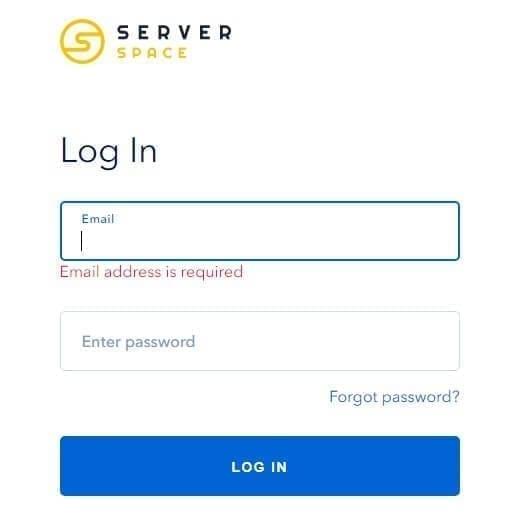 موقع serverspace 4