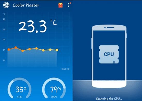 تطبيق Cooler Master