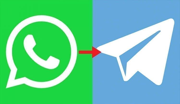 وأخيرًا، يمكنك الآن نقل محادثات واتس آب إلى تطبيق تليجرام بالكامل