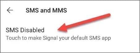 تطبيق Signal 4