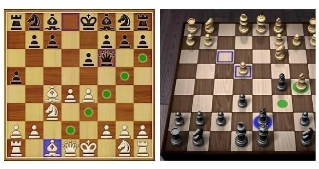 تطبيق Chess free