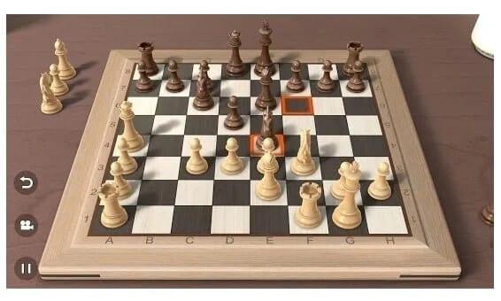 تطبيق Real chess 3d
