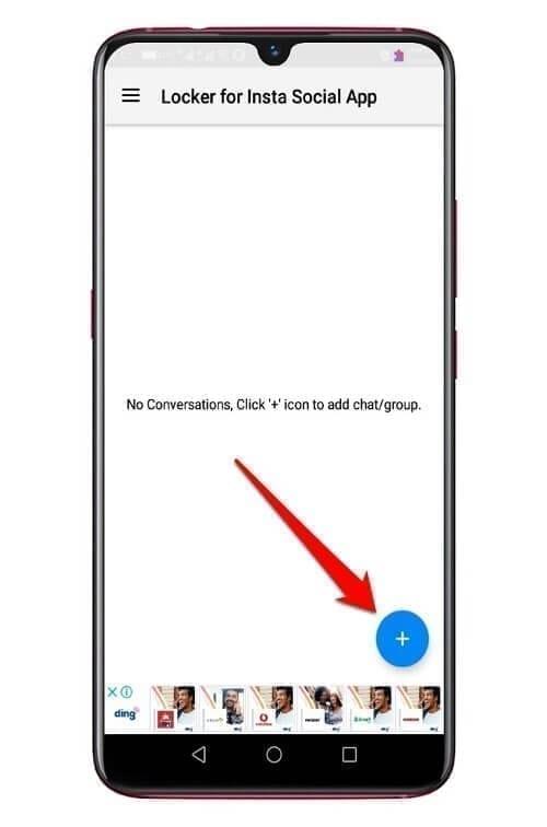 تطبيق Locker for Insta Social App 4