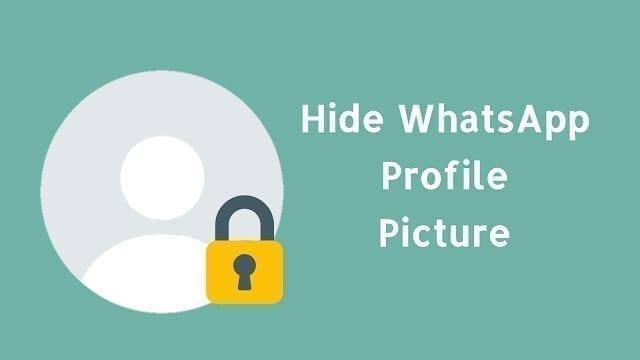 تأكد من أن جهات الاتصال الخاصة بك فقط يمكنها رؤية صورة ملفك الشخصي