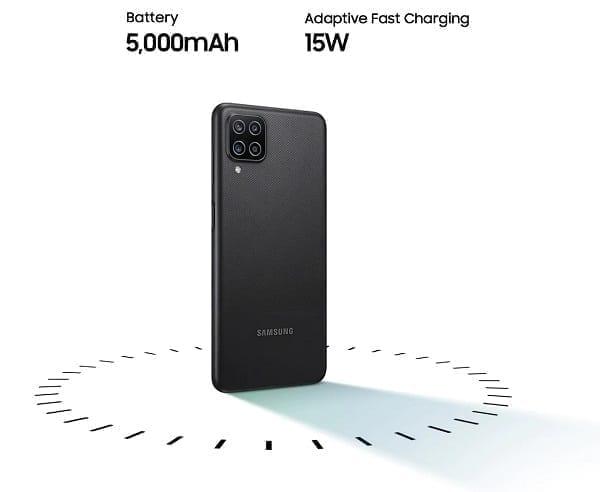 عيوب جوال Samsung Galaxy A12