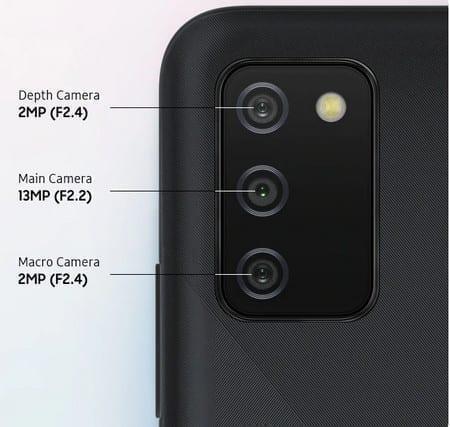 مميزات موبايل Samsung Galaxy A02s
