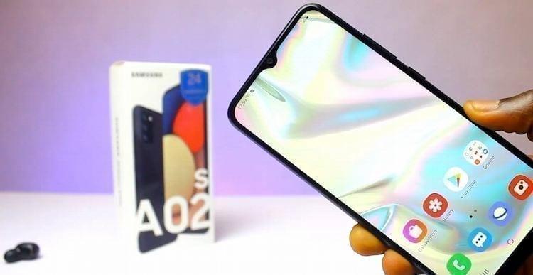 سعر و مواصفات هاتف Samsung Galaxy A02s - المميزات والعيوب