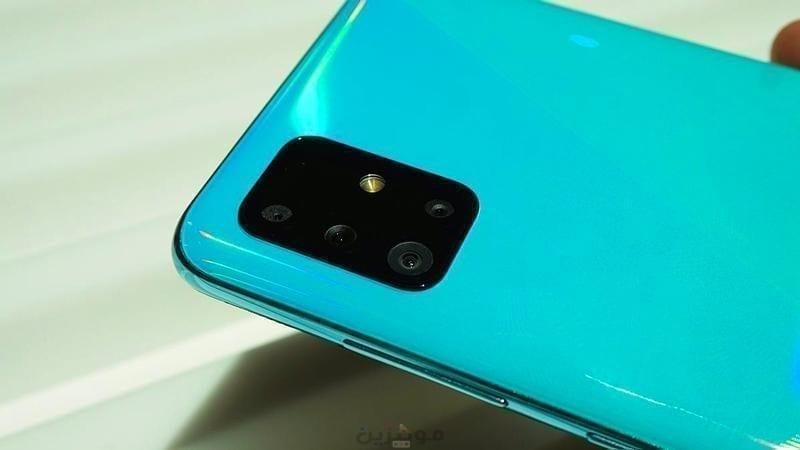 عيوب موبايل Samsung Galaxy A71