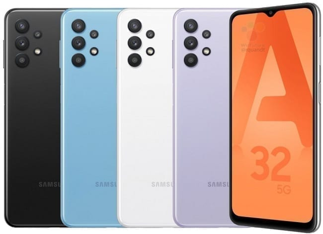 مواصفات جوال Samsung Galaxy A32