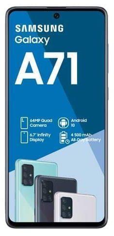 مميزات تليفون Samsung Galaxy A71