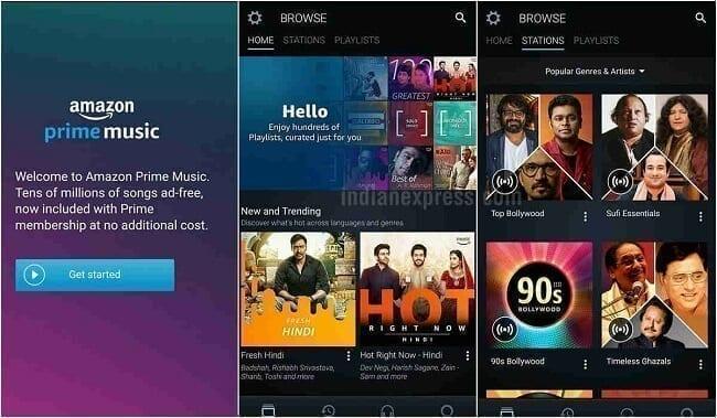 تطبيق Amazon Music