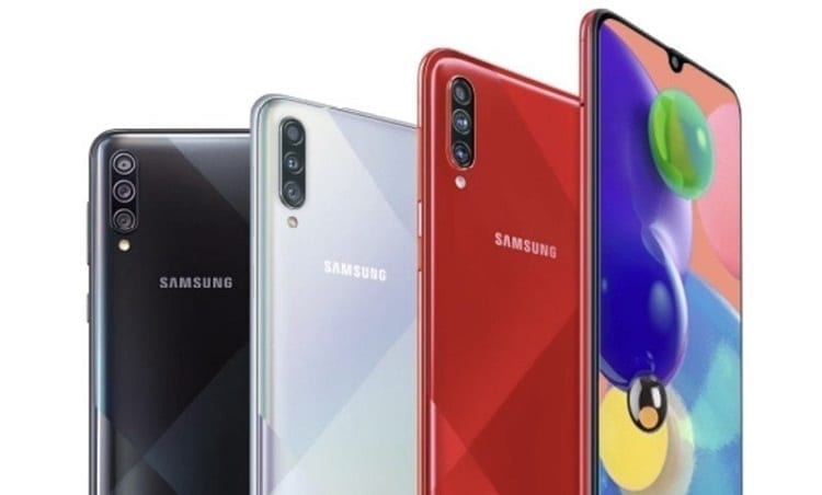 Samsung Galaxy A70s تعرف على السعر والمزايا والعيوب