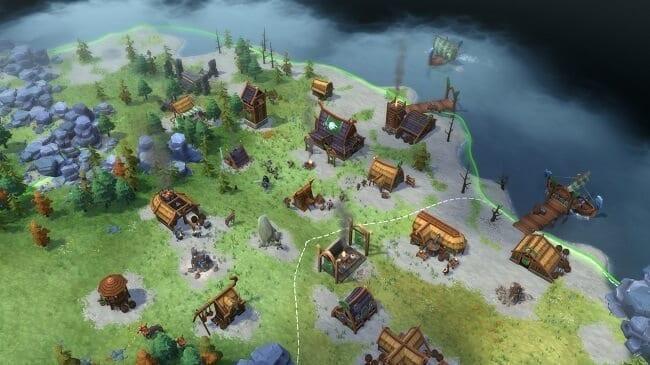 لعبة Northgard