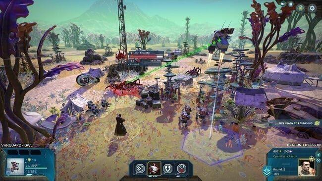 لعبة Age of Wonders: Planetfall