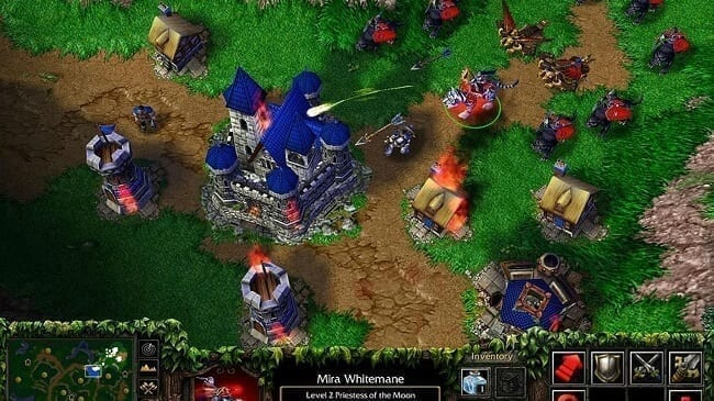 لعبة Warcraft III: Reign of Chaos