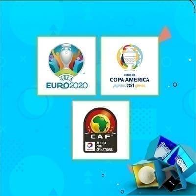 العرض المبكر لصيف 2021- يورو وكوبا أمريكا وكأس الأمم الأفريقية