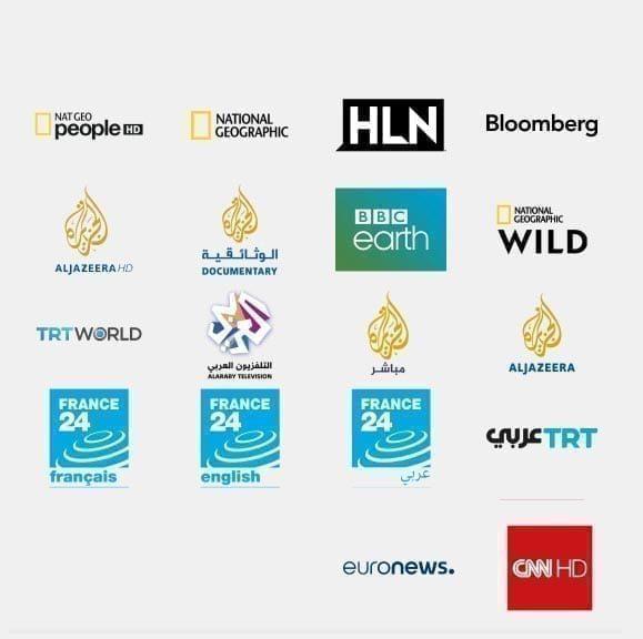 برامج اخبارية ووثائقية