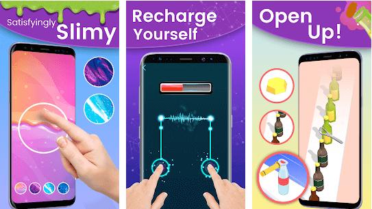 تطبيق Antistress – Anxiety Relief Relaxing Games