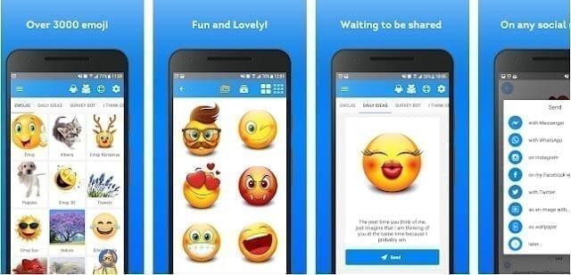 تطبيق Elite Emoji