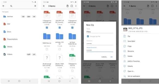 تطبيق WinZip – Zip UnZip Tool