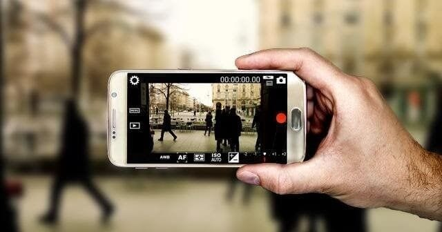 استخدام ككاميرا مراقبة