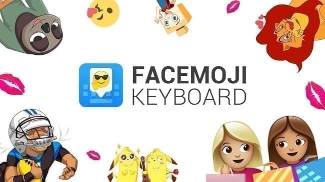 تطبيق Facemoji
