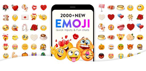 تطبيق FunType Emoji