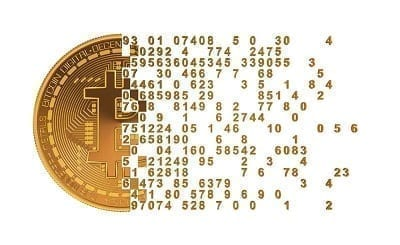 البيتكوين أشهر العملات الرقمية