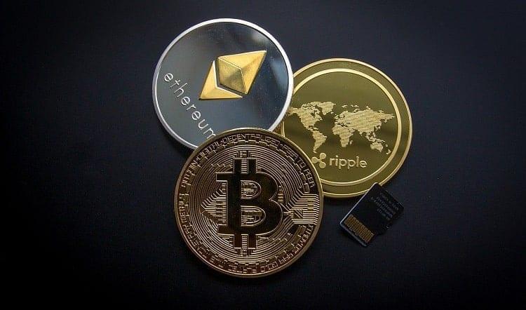 العملات الرقمية المشفرة وأنواعها